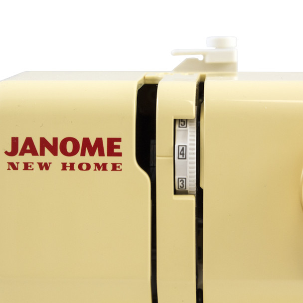Janome Honeycomb Sew Mini Sewing Machine - Tension Control