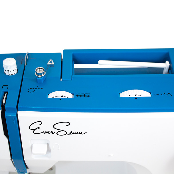 EverSewn Sparrow 15 – 32 Stitch Mechanical Sewing Machine