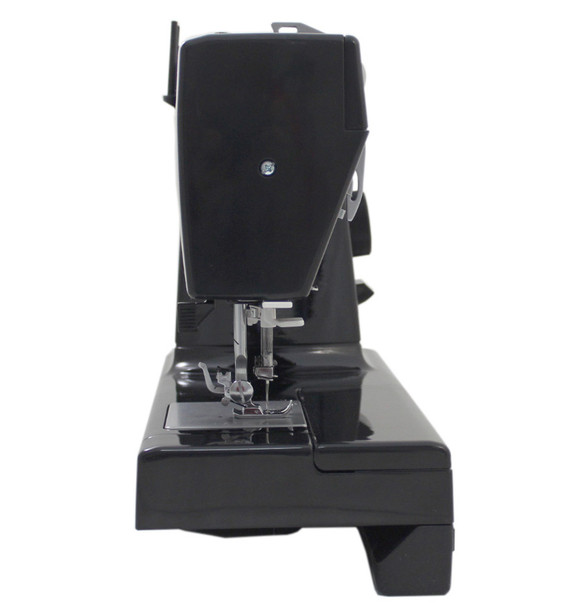 Janome HD1000 Black Edition Sewing Machine (Refurbished) - Side View (2)