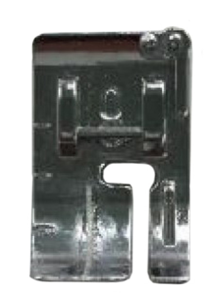 Quarter Inch Seam Foot Without Guide (O):