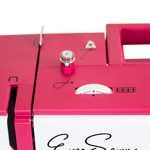 EverSewn Sparrow 20 – 80 Stitch Computerized Sewing Machine top
