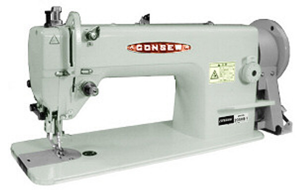 Consew 205RB Industrial Sewing Machine with Stand