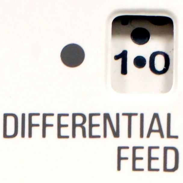 Janome 634D Differential Feed