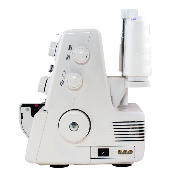 Janome 7034D Serger Side View