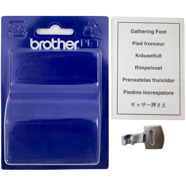 Brother SA120 - Gathering Foot