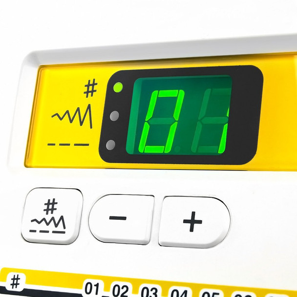 Janome 7330 Computerized Sewing Machine - LED Display
