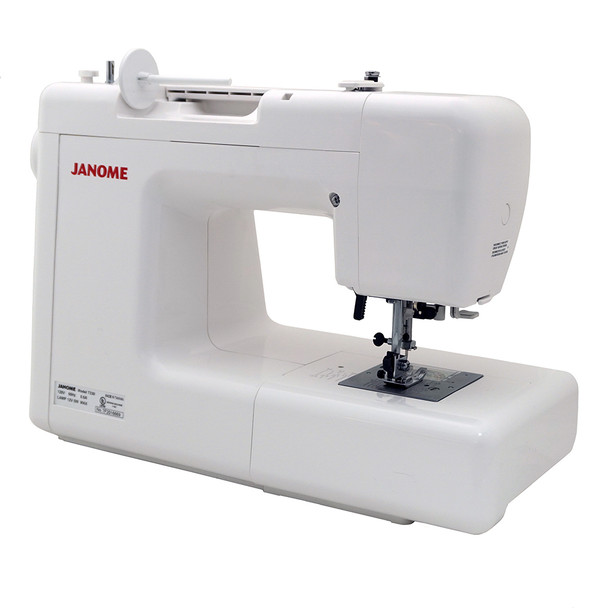 Janome 7330 Computerized Sewing Machine with Exclusive Bonus Bundle