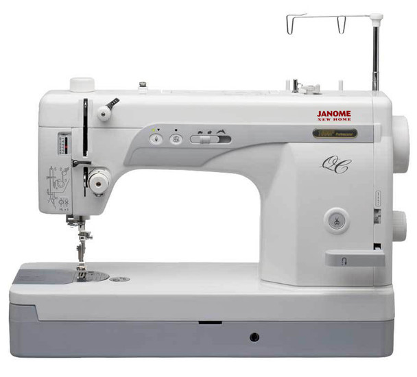 Janome 1600P-QC High Speed Sewing & Quilting Machine with Exclusive Bonus Bundle