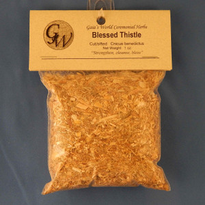 (HC01910) Blessed Thistle c/s 1 oz