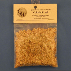 (HC02705) Coltsfoot Leaf c/s 1/2 oz