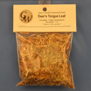 (HC04410) Deer's Tongue Leaf c/s 1 oz