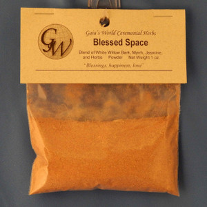 (HP42010) Blessed Space powder 1 oz