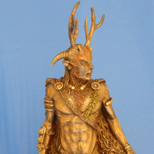 Cernunnos Standing  - Celtic God