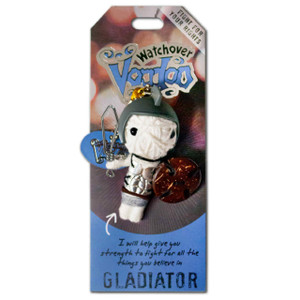 Gladiator Watchover Voodoo Doll