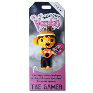 The Gamer Watchover Voodoo Doll