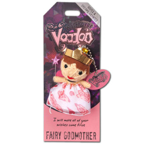 Fairy Godmother Watchover Voodoo Doll