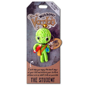 The Student Watchover Voodoo Doll