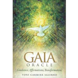 Gaia Oracle - 45 cards and guidebook