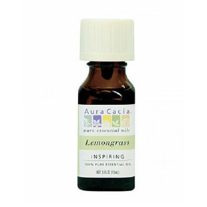 Lemongrass Essential Oil, .5 oz.