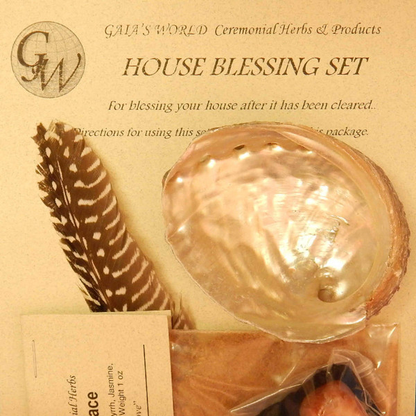 (HO210S4) House Blessing Set
