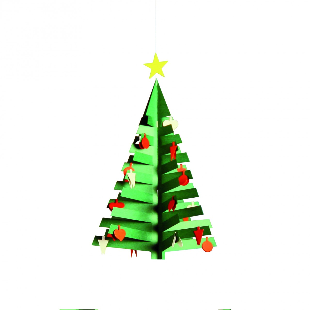 Flensted Advent Calendar Tree 1 Mobile