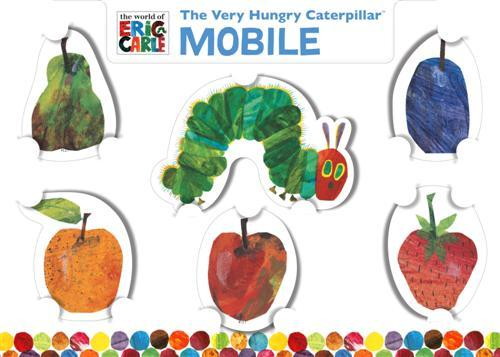 The Very Hungry Caterpillar Mobile Packaging