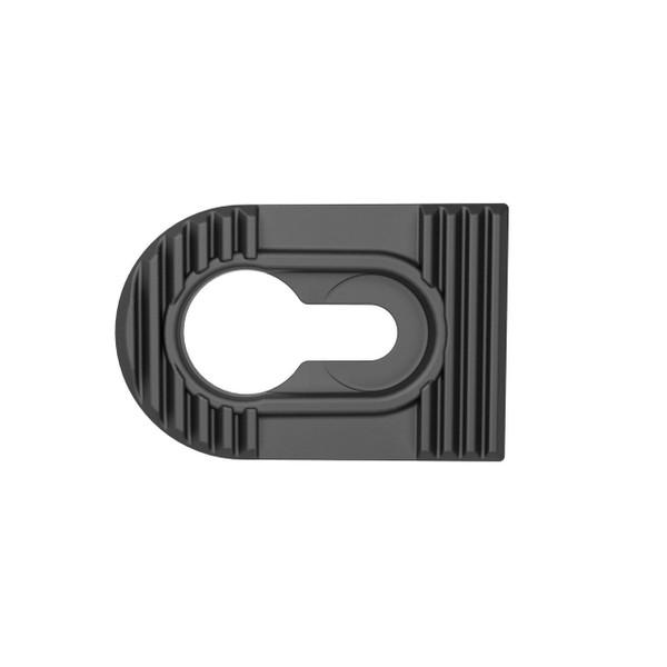 Top View Pastern Strap Lock