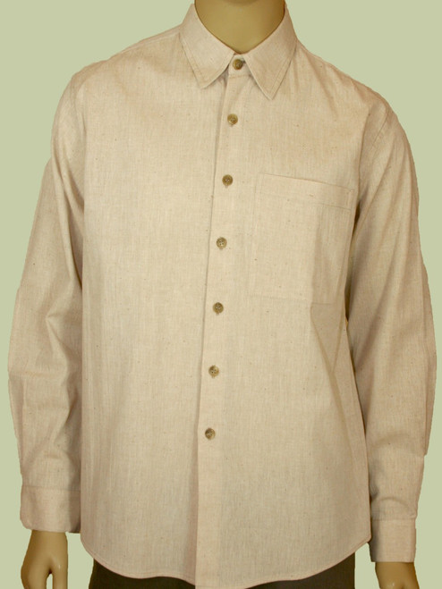 Chambray Shirt - Organic Cotton