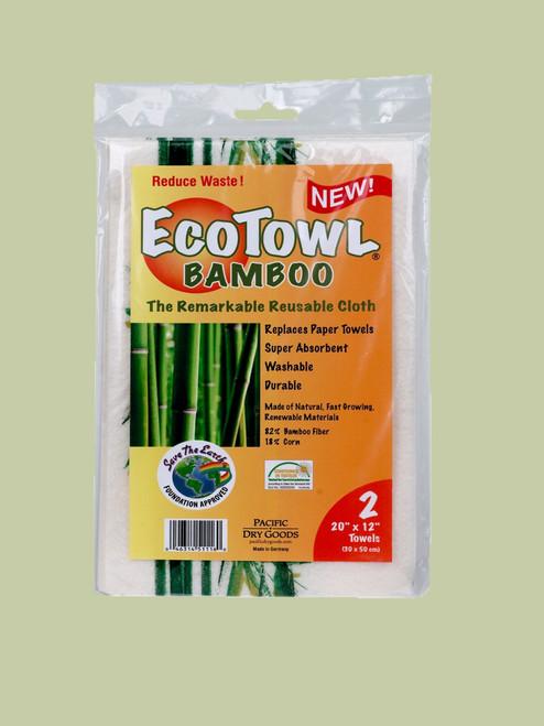 Eco Towl  - 82% Bamboo 18% Corn