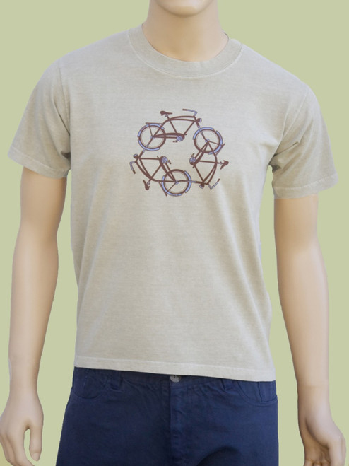 ReCycle on Organic Cotton Tee