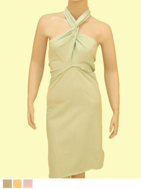 Infinity Dress Skirt . 90% Organic Cotton & 10% Lycra Jersey - Fair Trade