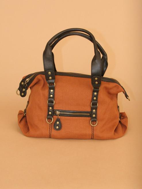 Mercedes Carryall Bag - Hemp