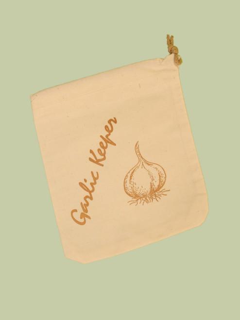 Non-Bleached Garlic Keeper