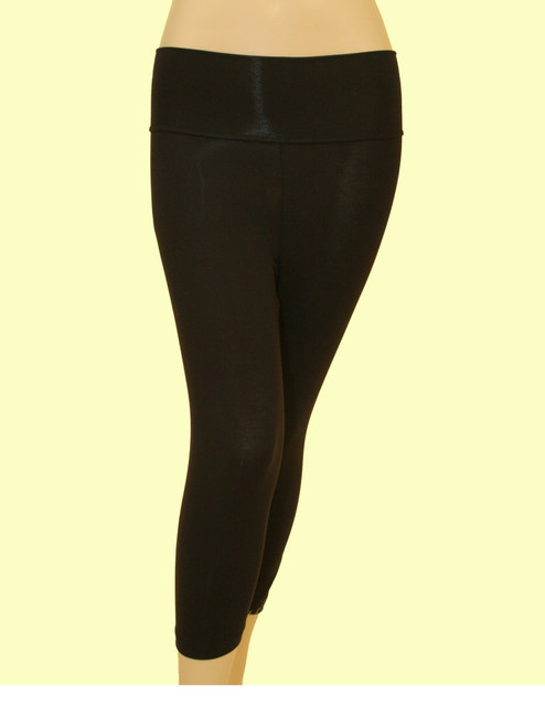 Sunshine Tights Cropped - Modal