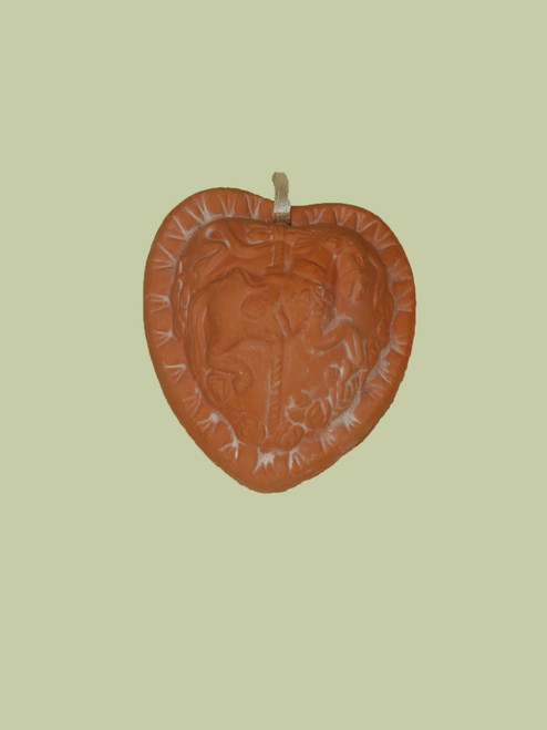 Terra Cotta Heart Diffuser