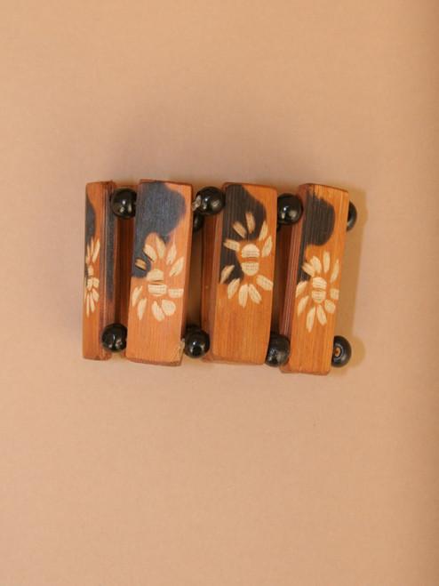 Wood Sun Bracelet
