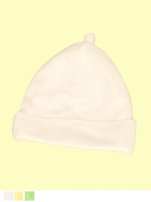 Newborn Scull Hat . Certified 100% organic cotton - Fair Trade