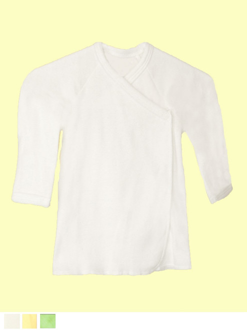 Long Sleeve Undershirt . Organic Cotton - Fair Trade