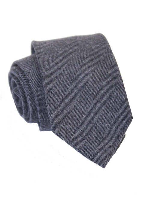 Herringbone Tie - Organic Cotton