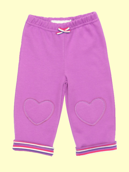 Heart Jogger  - Organic Cotton