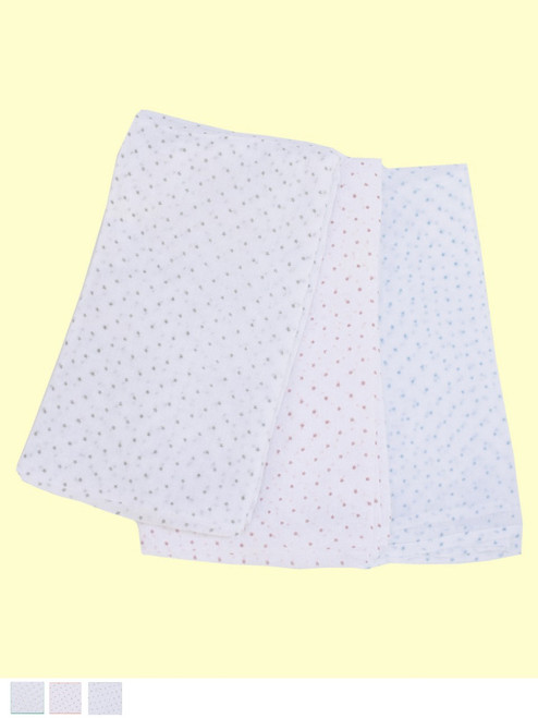 Little Star Muslin Wrap . Organic Cotton - Fair Trade