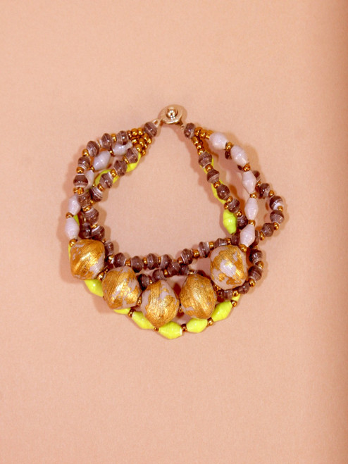 Rockwood Bracelet - Recycled Materials