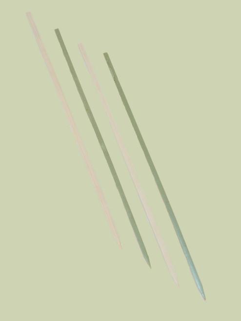 Flat Skewers.  50pk - Bamboo