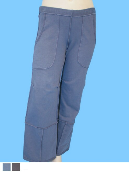 Rough And Tumble Pant - Organic French Terry