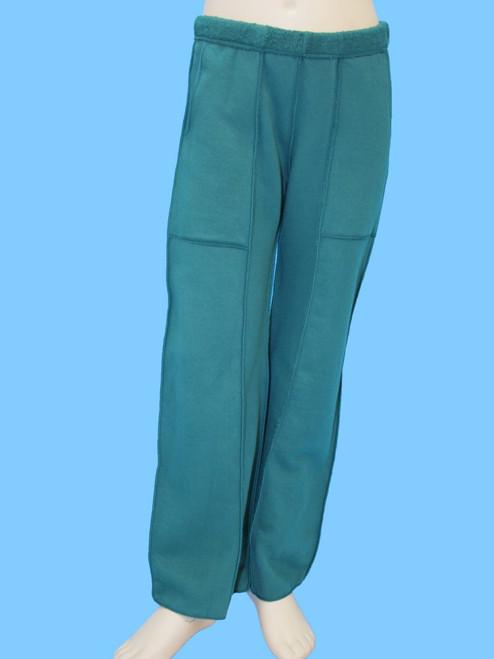 Organic Fleece Long Pant