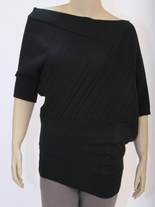 Jo Sweater Film Noir - Recycled Material