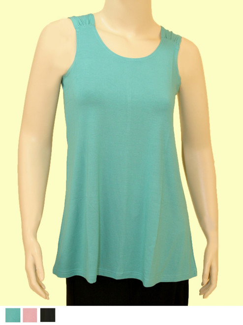 Women's Fifth Avenue Cami - Bamboo Rayon