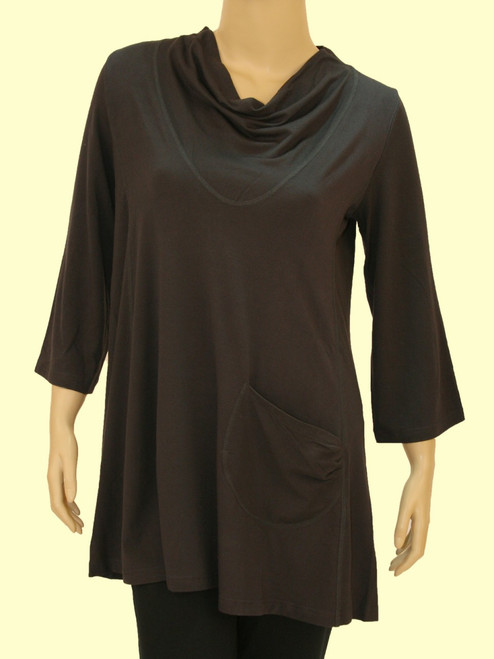 Women's I Want It Tunic Dress - Bamboo Viscose