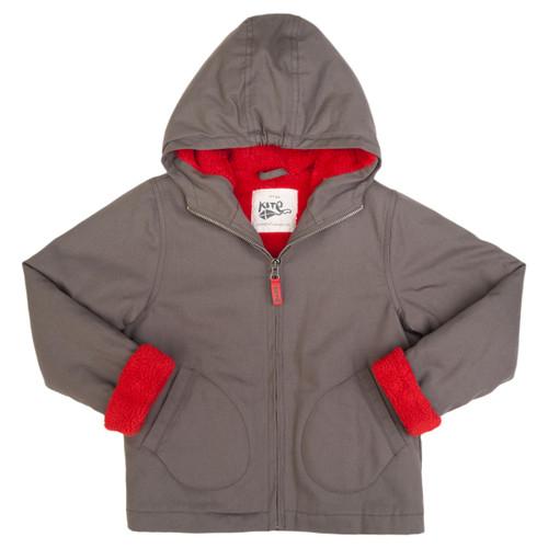 GO Coat - Organic Cotton