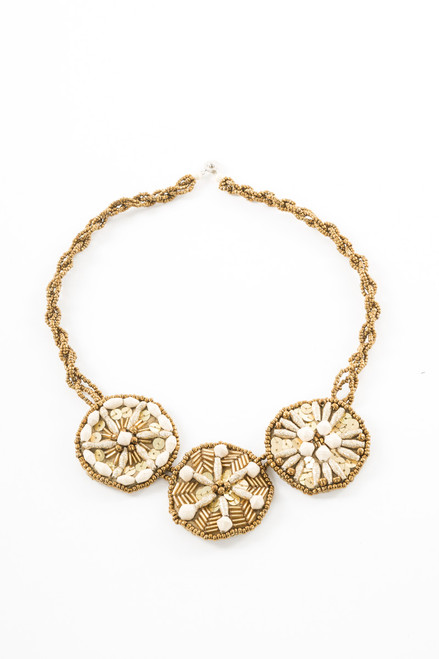 Radiance Necklace - Eco Beads